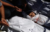 """إسرائيل تعلن """"الحرب الثامنة"""" خشية الملاحقة الدولية"""