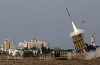 الجيش الإسرائيلي: اعتراض صاروخ أُطلق من غزة