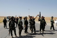 """""""البيشمركة"""" تستعيد السيطرة على سد الموصل"""