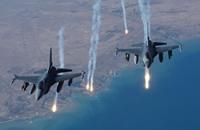 """أمريكا تستمر بقصف أهداف لـ""""داعش"""" قرب أربيل"""