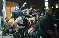 عنف بسانت لويس الأمريكية بعد تبرئة شرطي أبيض قتل رجلا أسود