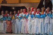 مهرجان أحواش الأمازيغي بالمغرب