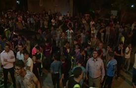 بعد إحراق الطفل إسرائيل تقتل شابا فلسطينيا على الحدود مع غزة