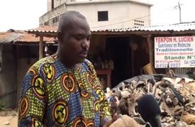 مرضى وسياسيون وسياح في سوق المشعوذين في عاصمة توغو