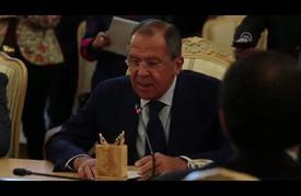 لافروف: اشتراط تنحي الأسد مرفوض تماما من روسيا