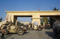 مصر فتحت معبر رفح 21 يوما فقط خلال عام 2015