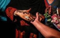 ليلة الحنة في الأعراس الفلسطينية