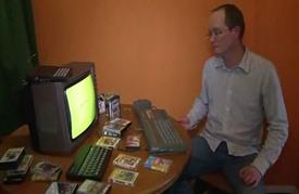 جهاز قديم لالعاب الفيديو يعود الى الحياة بفضل محبيه في بريطانيا