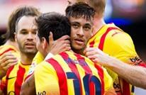 فوز صعب لبرشلونة على بيلباو وريال يسقط في فخ التعادل السلبي