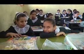 انطلاق العام الدراسي الجديد في فلسطين اليوم