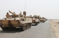 """تعزيزات عسكرية تصل """"ميدي وحرض"""" على حدود السعودية-اليمن"""