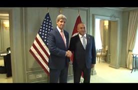 """وزير الخارجية التركي: سنبدأ محاربة شاملة ضد """"داعش"""""""