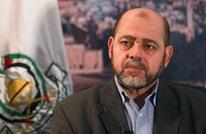 """أبو مرزوق: لا توجد أفكار """"مبلورة"""" لاتفاق تهدئة مع إسرائيل"""