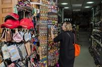 سوق التذكارات السياحية بالرباط