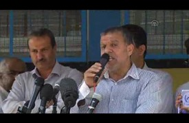 """مسيرة لموظفي """"أونروا"""" بغزة احتجاجًا على تقليص خدماتها"""
