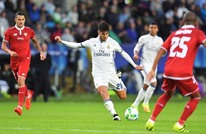 ريال مدريد ينتزع كأس السوبر الأوروبية بعد هدف متأخر (فيديو)