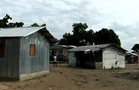 ارتفاع مستوى مياه البحر يشرد سكان اكبر مدينة صفيح في ليبيريا