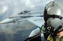 طياران أمريكيان يرويان مطاردتهما طائرتين للأسد فوق الحسكة