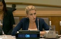"""ماذا قالت مراسلة """"سي أن أن"""" عن حلب أمام الأمم المتحدة؟"""