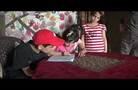 """""""المميزون"""" لرعاية الأيتام.. أسرة بديلة لأطفال حلب"""