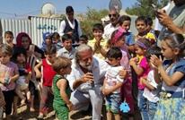 مارسيل خليفة يزور مخيما للاجئين السوريين (فيديو)