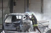 15 قتيلا بهجوم انتحاري بحافلة عند معبر حدودي سوري مع تركيا
