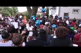 """السلطات الأمريكية: شرطي أسود أطلق النار على """"سميث"""""""
