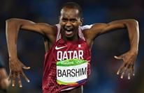 معتز برشم يعزز رصيد قطر بميدالية فضية في الوثب العالي