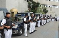 مجهولون يسرقون 90 ألف جنيه من مديرية أمن الإسكندرية