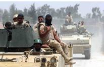 الداخلية المصرية تعلن قتل 10 من تنظيم الدولة بسيناء