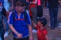 لقاء جديد بين الطفل البرتغالي والشاب الفرنسي بلشبونة