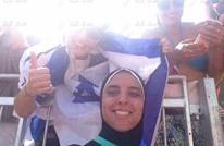 لاعبة مصرية تثير جدلا بالتقاطها صورة سيلفي مع شابة إسرائيلية