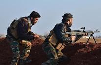 المعارضة السورية تسيطر على بلدة معان شمالي حماة