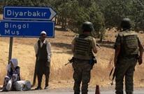 هجوم بأربعة صواريخ على مطار ديار بكر التركي