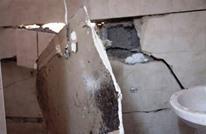 انهيارات أرضية بالقدس.. وتحذير من استمرار الحفريات (صور)