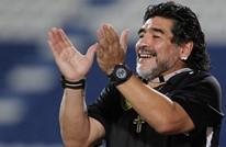 الشرطة الأرجنتينية تعتقل الأسطورة مارادونا.. لماذا؟