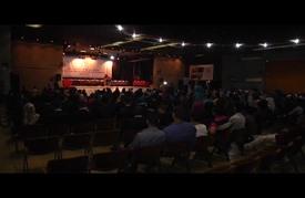 """مؤتمر بغزة يُحاكي اجتماعات """"الأمم المتحدة"""