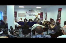 قيادات بالجبهة الشعبية التونسية تتضامن مع الأسرى الفلسطينيين
