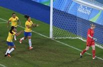 لاعبة برازيلية تسجل هدفا عالميا وتدخل تاريخ الأولمبياد (فيديو)