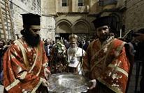 احتجاجات في اللد ضد تسريب أوقاف الأرثوذكسية بالقدس