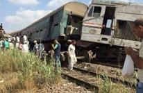 عشرات القتلى والجرحى بتصادم قطارين في الإسكندرية (شاهد)