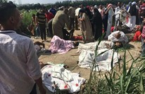 العسكر يتصدر لجنة التحقيق بحادثة تصادم القطارين بالاسكندرية