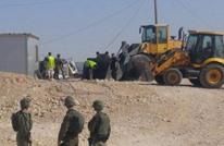 الاحتلال يهدم أربعة مساكن لفلسطينيين قرب الخليل