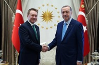ابن سفير استراليا بتركيا يفسد مراسم رسمية (شاهد)