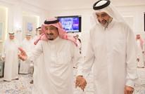 عبد الله بن علي يدافع عن زيارته.. والقطريون: #بيعتي_لتميم