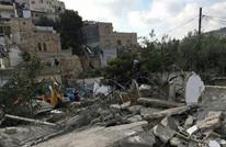 الاحتلال يهدم منزلا لعائلة مقدسية للمرة الثانية (شاهد)