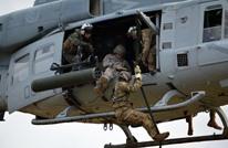 تحطم مروحية أمريكية قبالة سواحل اليمن وفقدان جندي