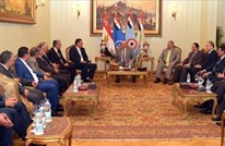 المتحدث العسكري المصري يكشف كواليس لقاء الوفود الليبية