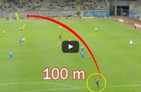 أكثر أهداف حراس المرمى إثارة بعالم كرة القدم (فيديو)
