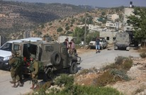 الاحتلال يطلق النار على فلسطيني شمال القدس (فيديو)